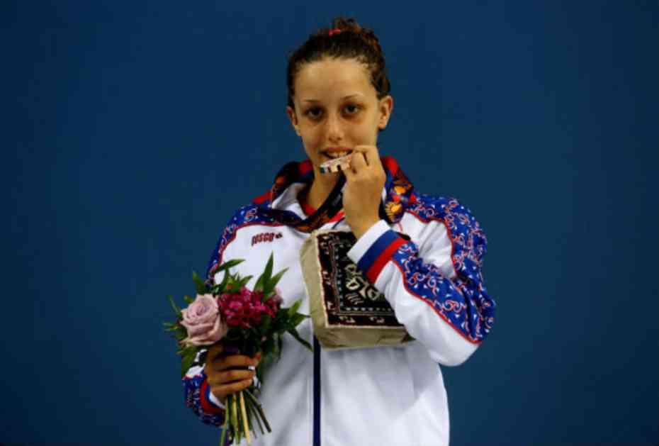 OLIMPIJSKE IGRE MLADIH Druga medalja za Srbiju: Ana Crevar doplivala do srebra!