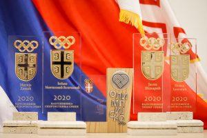 OLIMPIJSKI KOMITET IZABRAO NAJBOLJE: Novak Đoković i Bobana Momčilović Veličković su dobitnici prestižne nagrade! (FOTO)