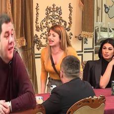 ON JE IDIOT I KLOŠAR! Gorana URLA i VRIŠTI na Marinkovića, ne bira reči - NERVNI SLOM u najavi!