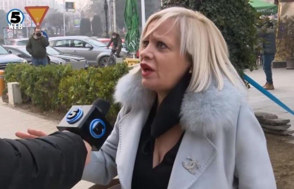 ONA JE NASMEJALA REGION: Da umrem neću bugarsku vakcinu! Da mi stave neki čip pa da se probudim kao Bugarka? Nema šanse! (VIDEO)