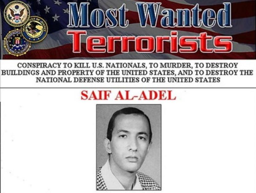 OPASNIJI OD BIN LADENA: Evo ko je MAČ OSVETE, Saif al-Adel (60) novi vođa Al Kaide! SAD nude 10 MILIONA za informaciju o njemu!