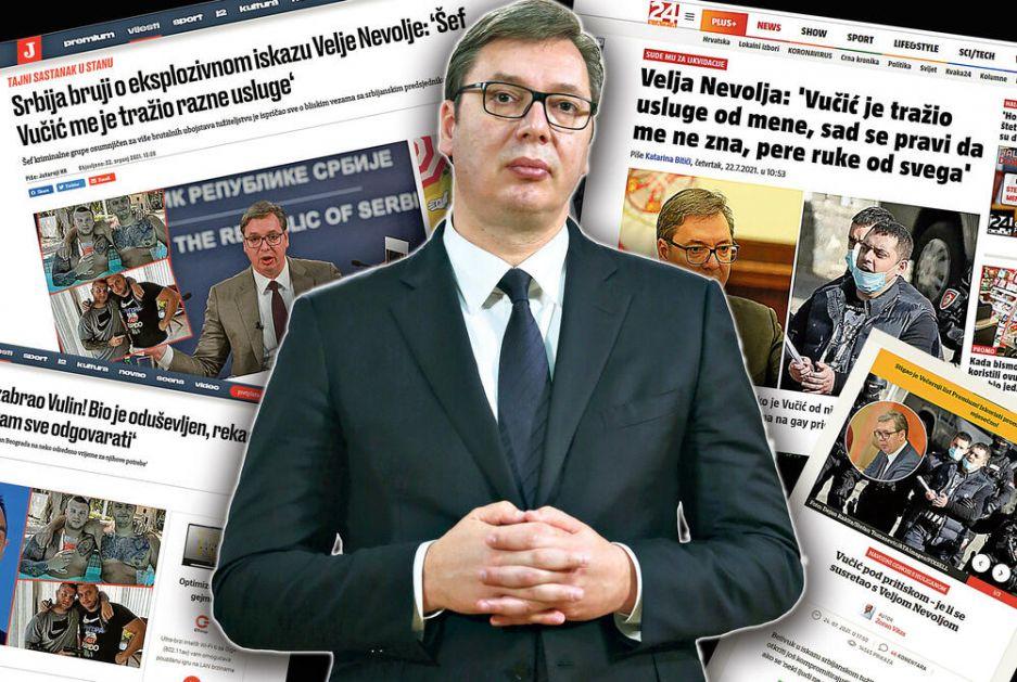 OPASNO: Da li su hrvatski mediji naseli na spin Krika i Šolaka, ili su svesno stali na STRANU KRIMINALA!