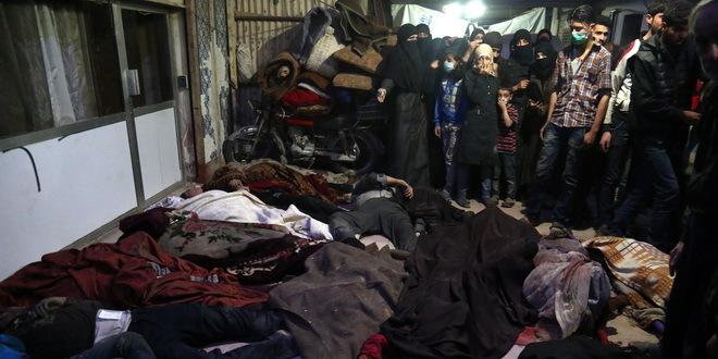 OPCW: Sirija 2018. koristila hemijsko oružje