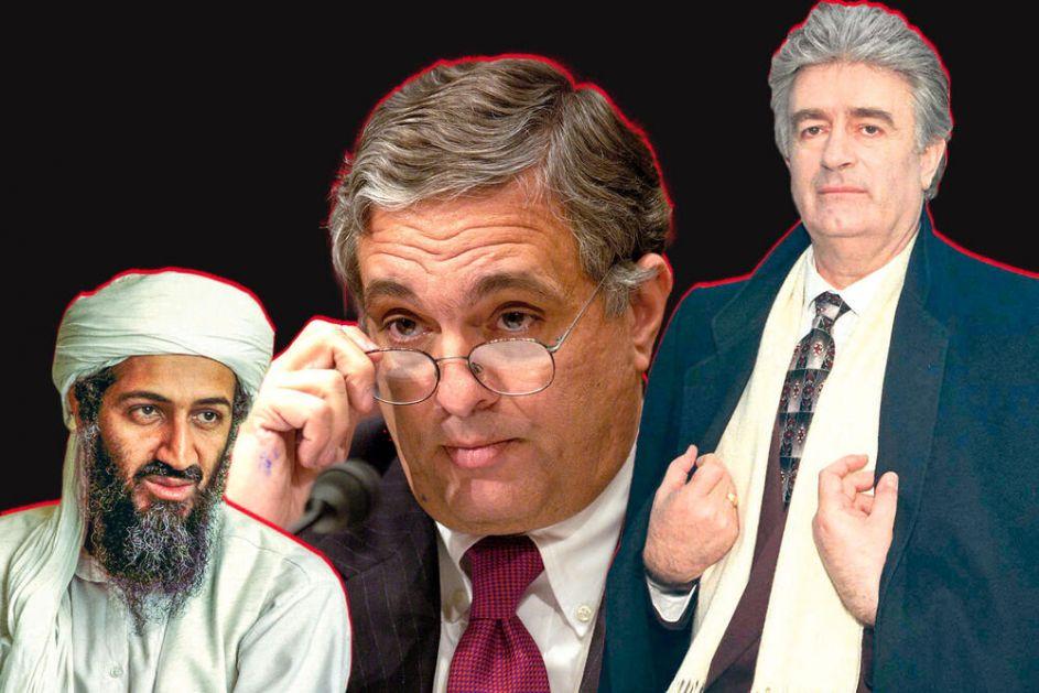 OPERACIJA RADOVAN! ŠEF CIA PRIZNAO: Karadžić nam bio važniji od Bin Ladena, potraga jedna od najtežih operacija! ČITAJTE U KURIRU