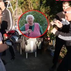 OPET BOKS KOD BIZE! Trojica na jednog! Posle haosa u dvorištu progovorila i Bizina KOMŠINICA! (VIDEO)