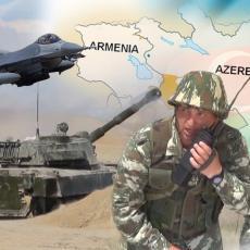 OPET GORI NAGORNO-KARABAH: Bombe i granate na sve strane, Azeri i Jermeni koriste hemijsko oružje?