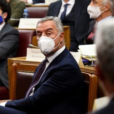 OPET JOVO NANOVO: Skupština Crne Gore danas ponovo glasa o zakonima koje je vratio Đukanović