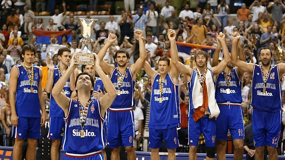 OPET O NEPRAVDI IZ INDIJANAPOLISA: Argentina je zaslužila da bude prvak sveta! A, onda su se pojavi Bodiroga i Pešić!