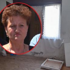OPET SE SRBIMA CRTA META NA ČELO: Nastavlјa se progon Dragice Gašić - obili joj stan, ukrali čak i hranu (FOTO)