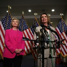 OPET SU IM ZA SVE KRIVI RUSI?! Hilari Klinton i Nensi Pelosi nastavljaju po starom, imaju glavnog krivca