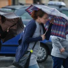 OPREZ! Kiša će i ovih dana smetati, a prognoza do 5. juna ne obećava: Spremite se za VREMENSKU KLACKALICU