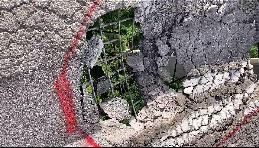 OPREZ – Krater na mostu na putu Novi Pazar – Ribariće (Video)