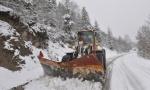 OPREZ U VOŽNjI: 1.800 putara na terenu, na putevima ima snega do pet cenntimetara