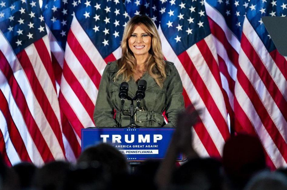 OPROŠTAJNO PISMO MELANIJE TRAMP, OBRATILA SE NACIJI UOČI NAPUŠTANJA BELE KUĆE: Bila mi je najveća čast da budem prva dama SAD