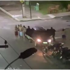 OPŠTA ANARHIJA NA ULICAMA: Pljačkaši banaka vrše invazije na gradove, uzimaju taoce (FOTO/VIDEO)