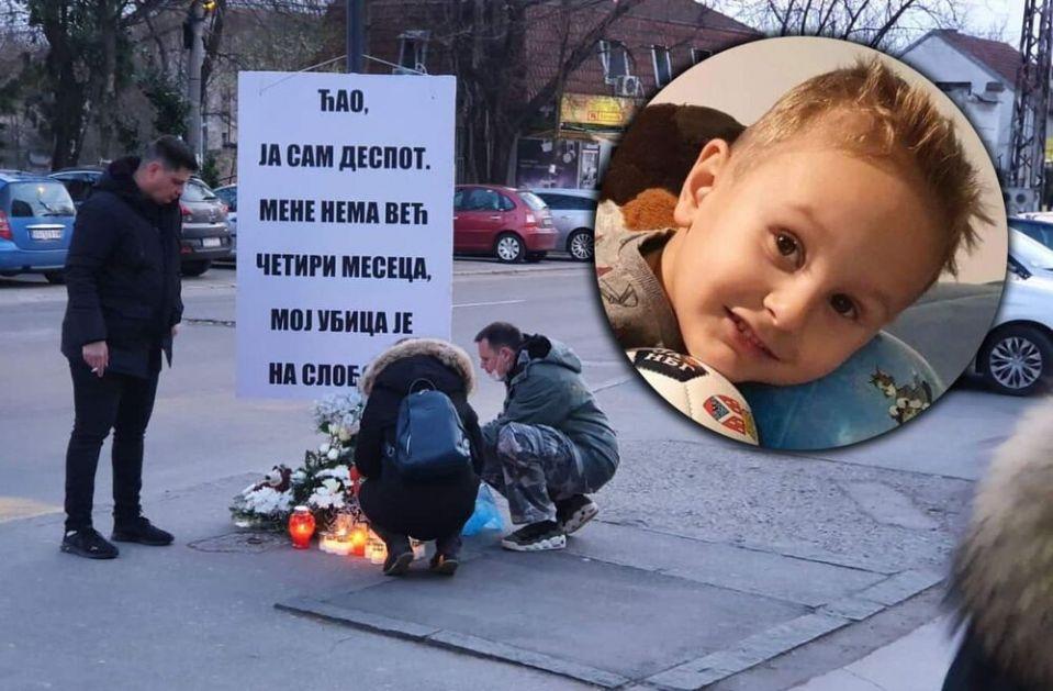 OPTUŽEN VOZAČ KOJI JE PREGAZIO DEČAKA (4)! Roditelji: Tražićemo maksimalnu kaznu zatvora, iako je to malo!