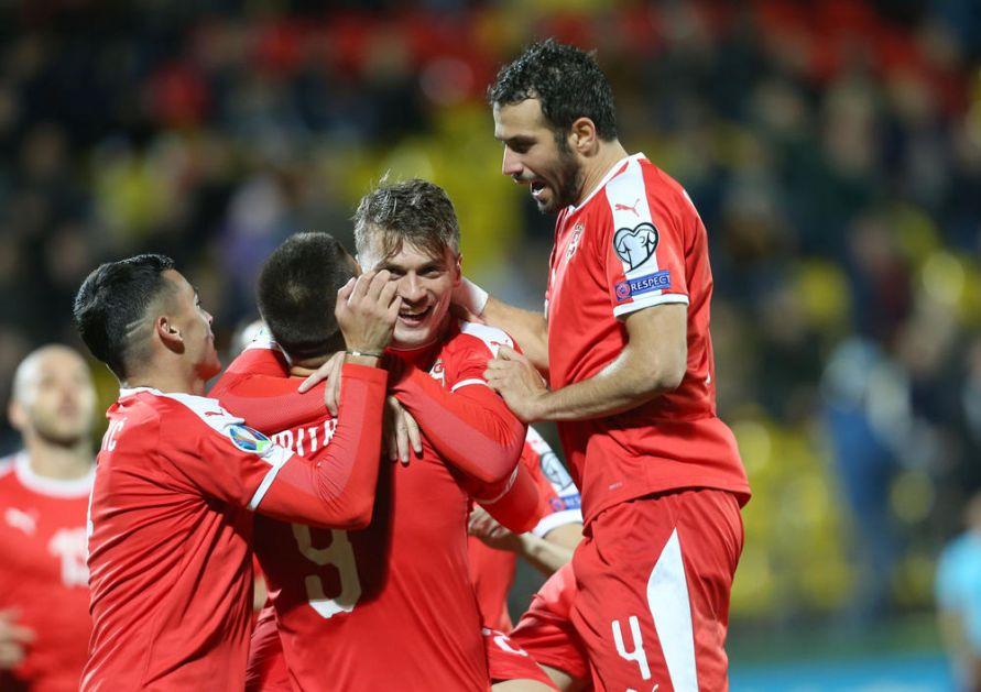 ORLOVI NAPREDOVALI NA FIFA LISTI: Srbija bolja za dva mesta, Belgija i dalje prva, Francuska druga (FOTO)