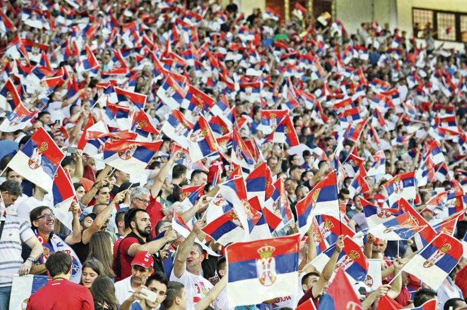 ORLOVI, SAD POBEDITE: Srbija dočekuje Paragvaj u Lazarevom gradu (20.45)