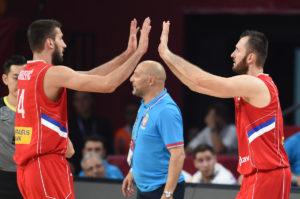"""""""ORLOVI"""" U PRVOM ŠEŠIRU Crna Gora moguć rival naših košarkaša na putu ka Evrobasketu"""