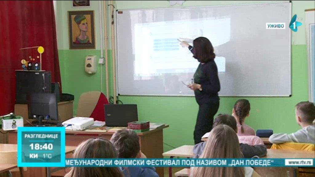 OŠ Vasa Stajić u projektu jačanja nastavničkih kompetencija