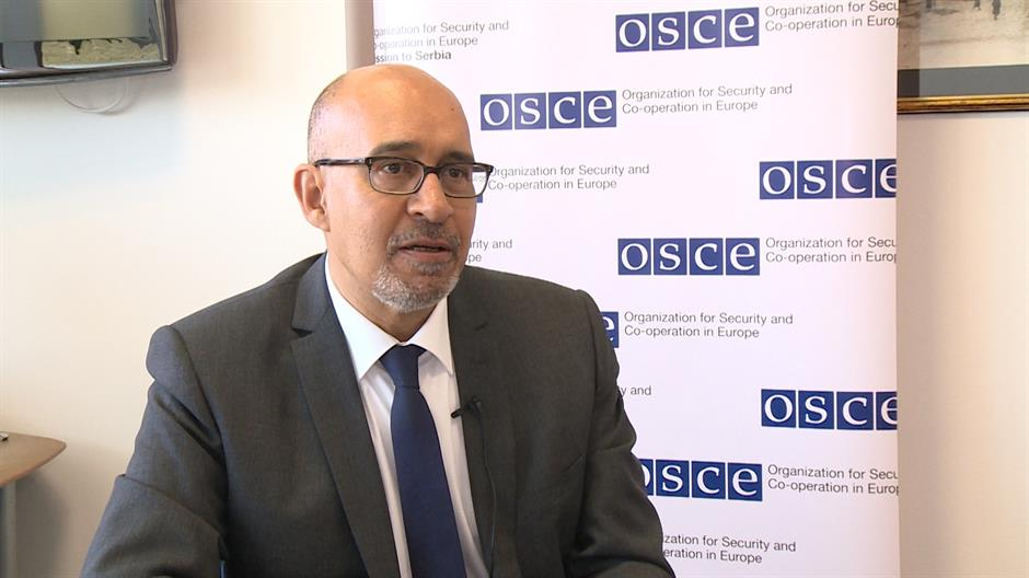 OSCE worried about missing journalist, search go on at dawn