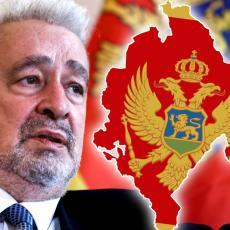 OSKRNAVILI GROB KRALJA NIKOLE: Neviđena bruka u Crnoj Gori,izdajice i posrbice svuda se ori (VIDEO)