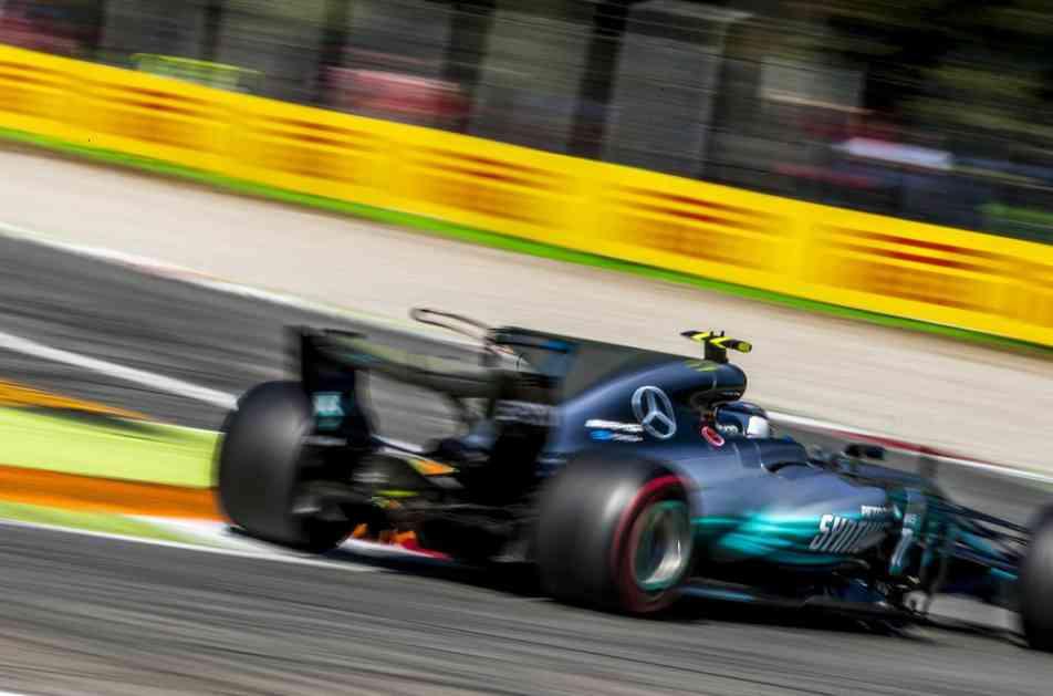 OSTAJE VERAN NEMAČKOM PROIZVOĐAČU: Valteri Botas i naredne sezone vozi za Mercedes