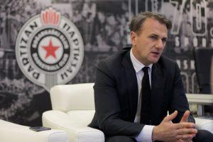 OSTOJA MIJAILOVIĆ: 'Mekintajer je van ekipe, čekamo rezultate testiranja'