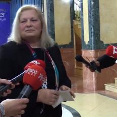 OSUĐENI TERORISTA, DOSOVCI JE OSLOBODILI: Ko je Fljora Brovina koja Srbima podvaljuje silovanja sa p*rno sajta?