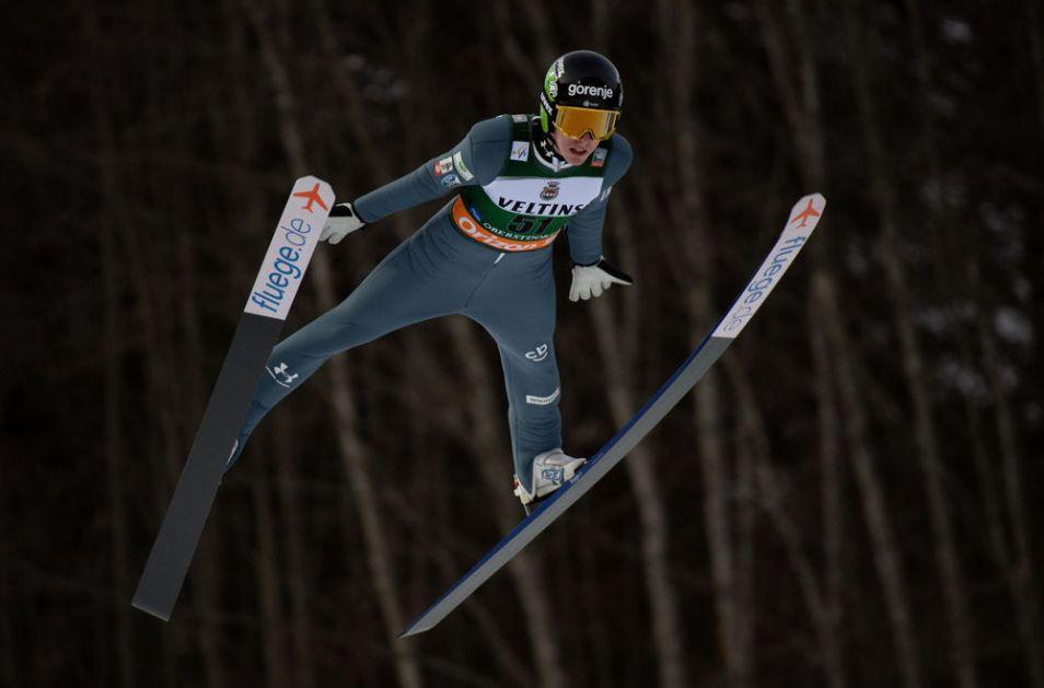 OSVOJIO FINSKU: Norvežanin Johansen najduže leteo u Lahtiju