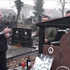 OTIŠAO KOD SVOG ANĐELA: Preminuo otac male Slađane koja je stradala u NAJPODMUKLIJEM ZLOČINU nad Srbima