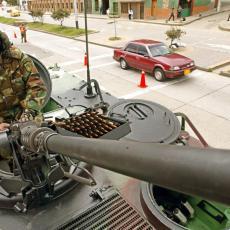 OTKAZ IZ VOJSKE ZBOG NASILJA NAD MALOLETNICAMA: U Kolumbiji otpušten 31 vojnik zbog se*sualnog zlostavljanja