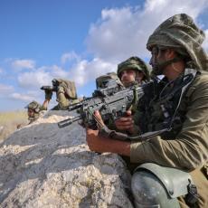 OTKRIVEN HAMASOV TAJNI TUNEL: Vojska pronašla podzemni prolaz koji iz Pojasa Gaze vodi u Izrael
