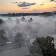 OTKRIVEN RAZLOG DIMA I SMRADA U BEOGRADU! Ljudi u panici zatvarali prozore, stiglo sve do Zemuna (FOTO)