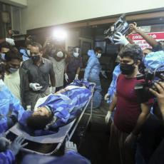 OTKRIVEN RAZLOG ZBOG KOJEG JE AVION SKLIZNUO SA PISTE: Novi detalji nesreće u Indiji (FOTO)