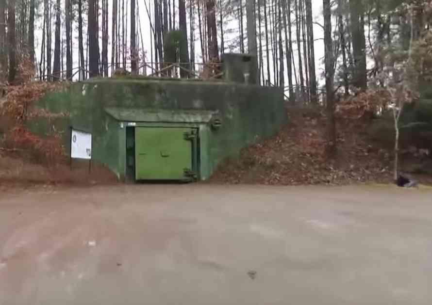 OTKRIVENE STROGO ČUVANE TAJNE: Ovaj bunker se pre 50 godina nije nalazio ni na mapama, konačno se saznalo šta su Sovjeti u njemu krili (VIDEO)