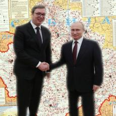 OTKRIVENO! Putin će SVIM SILAMA BRANITI KOSOVO! Ovo je plan u SEDAM TAČAKA od koga strepi AMERIKA!