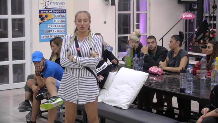 OTVORILA DUŠU PRED SVIMA: Iako im ljubav cveta, Luna otkrila šta joj najviše smeta u vezi sa Markom Miljkovićem! (VIDEO)