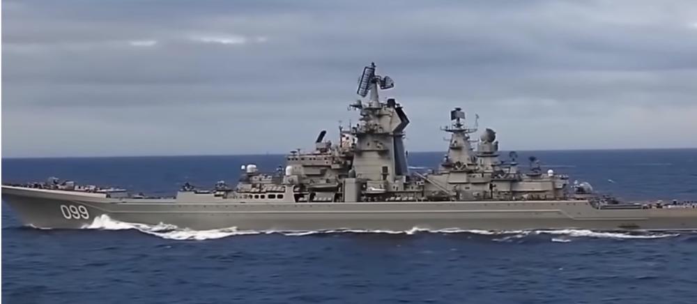OVA RUSKA KRSTARICA VREDI KAO POLA FLOTE Obnovljeni Admiral Nahimov dobio neviđeno oružje, dejstvovaće širom sveta VIDEO