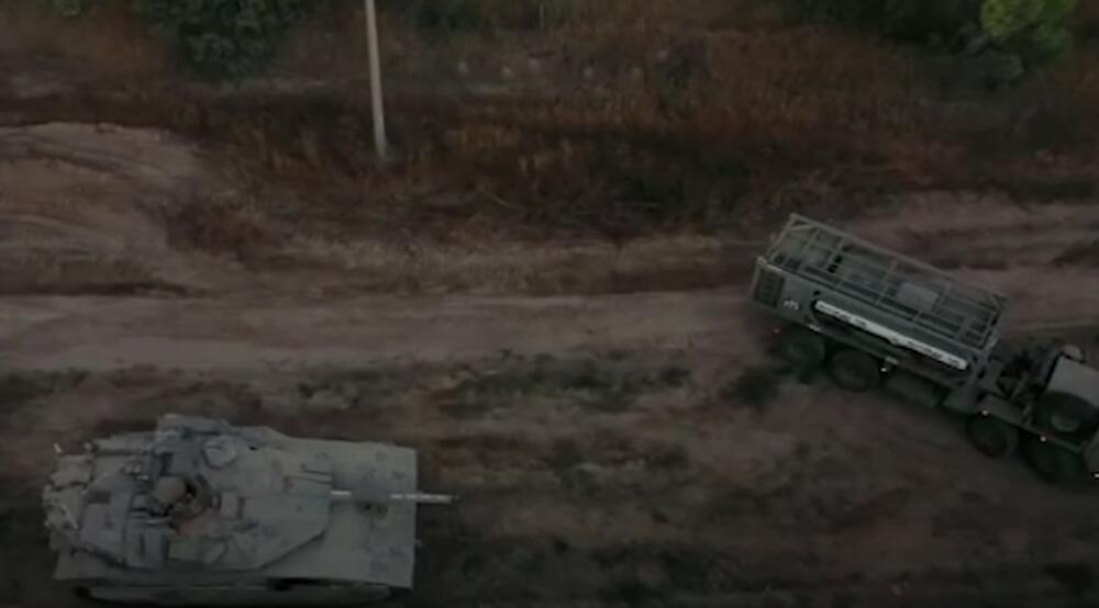 OVAKO JE IZRAEL POSTAVIO ZAMKU HAMASU: Namamili ih u tunele i zasuli sa 450 bombi za 35 minuta! VIDEO