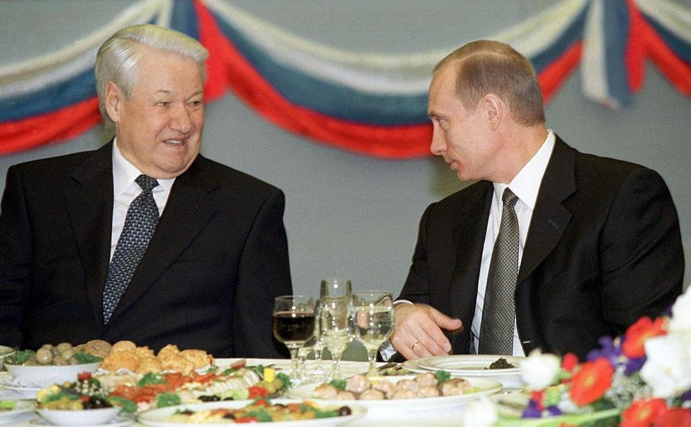 OVAKO JE PUTIN POSTAO PREDSEDNIK: Jeljcinov zet otkrio zašto je Boris izabrao baš Vladimira za svog naslednika (VIDEO)