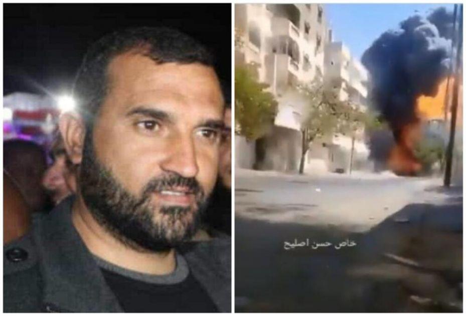 OVAKO JE UBIJEN KOMANDANT ISLAMSKOG DŽIHADA: Abu Harbid rukovodio severnom divizijom, najavljena OSVETA Izraelu! (VIDEO)
