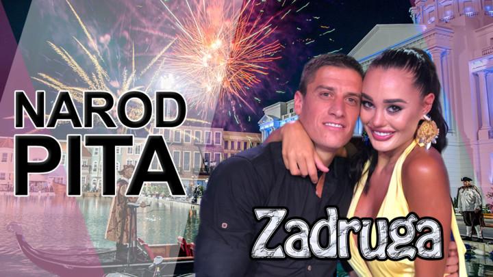 OVE NOĆI NJIH DVOJE ĆE BITI NA VRUĆIM STOLICAMA! Ana i David ruku pod ruku stižu u emisiju Zadruga - Narod pita! (FOTO)