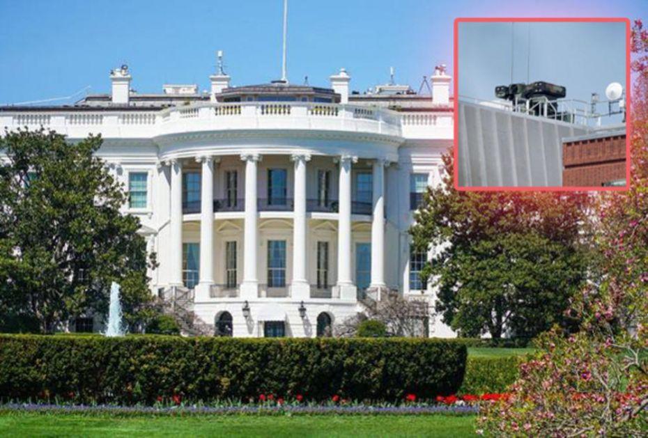 OVE RAKETE BRANE TRAMPA: Incident otkrio neviđene mere obezbeđenja predsednika SAD! Evo šta sve krije Bela kuća (VIDEO)