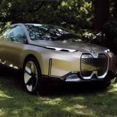 OVO JE BMW BUDUĆNOSTI! Vozi sam, na struju, a evo kada će u proizvodnju (VIDEO)