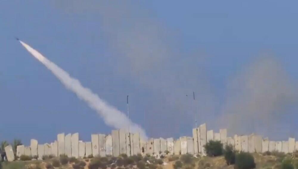 OVO JE HAMASOVO ORUŽE OSVETE KOJE SEJE SMRT U IZRAELU: Modifikovana raketa A-120 nosi ime komandanta koga su ubili Izraelci VIDEO