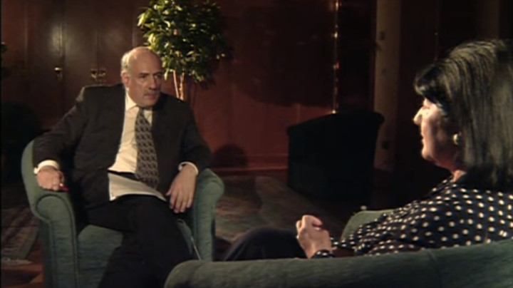 OVO JE JEDINI VIDEO INTERVJU POKOJNE MIRE MARKOVIĆ: Novinar BBC-a bio je grub prema Slobinoj udovici, a onda mu je ona sasula sve u lice ustala i otišla! (VIDEO)