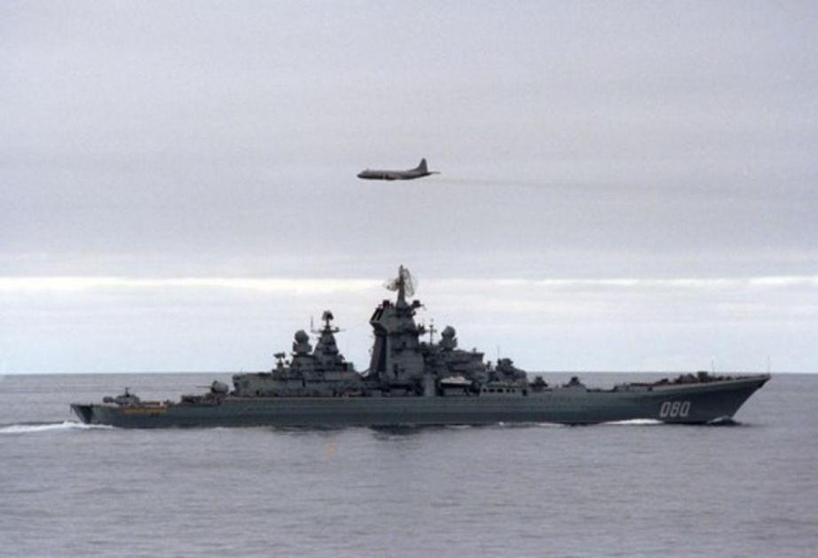 OVO JE NAMOĆNIJI BORBENI BROD NA SVETU: Teška ruska krstarica upravo je dobila superrakete, potapa nosač aviona kao od šale! (VIDEO)