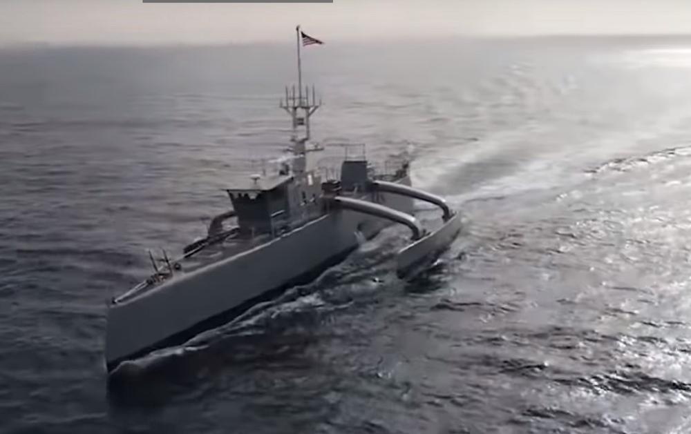 OVO JE PRVI PLOVEĆI DRON: SAD pravi brod bez ljudske posade, jedan od zadataka je i ZAŠTITA FLOTE! (VIDEO)
