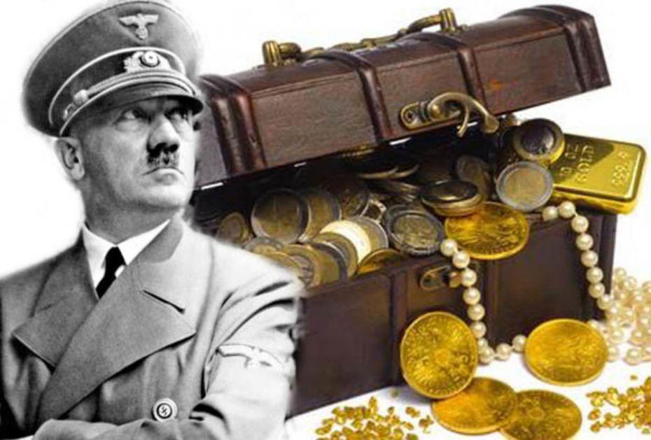 OVO JE TAJNA HITLEROVIH MILIJARDI: Firer Nemcima glumio skromnost, njegovo bogatstvo nije pronašla ni CIA!(VIDEO)